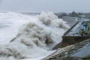 Sempre più alte le onde sulle coste europee dell'Oceano Atlantico