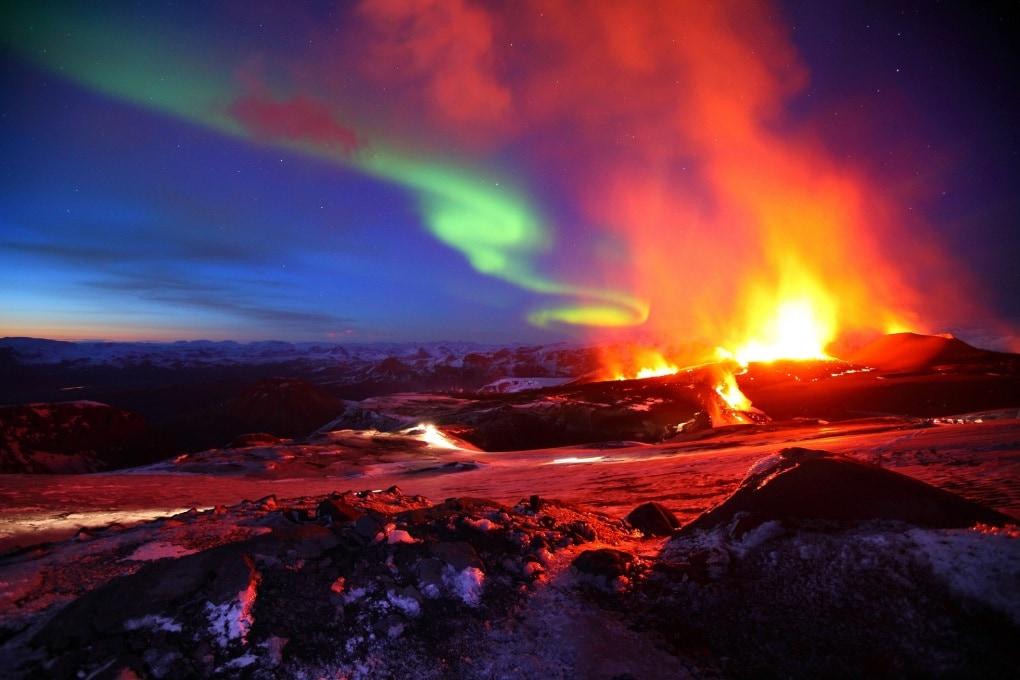 Un pozzo fino al cuore di un vulcano per produrre energia