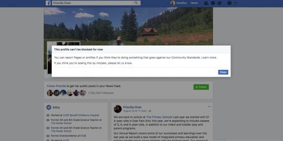Facebook, Mark Zuckerberg, Priscilla Chan