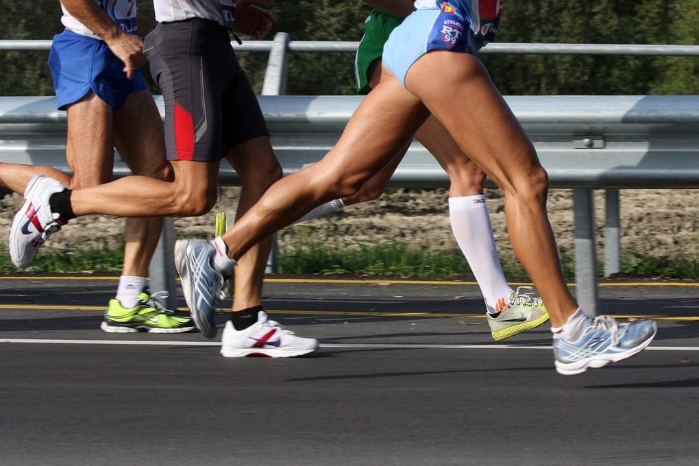 Il cervello dei runner ha migliori connessioni