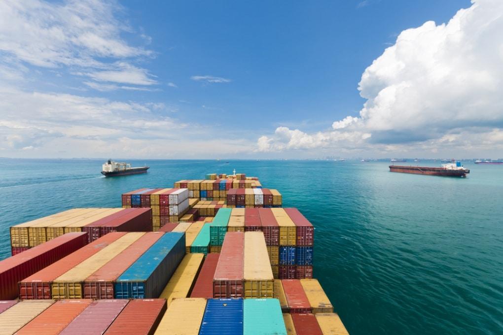In Cina la prima nave cargo completamente elettrica