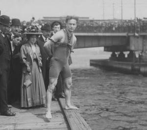 Houdini, manette