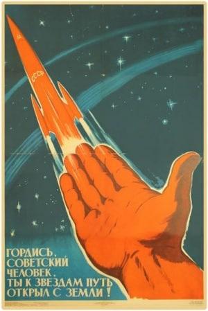 baikonur, propaganda sovietica