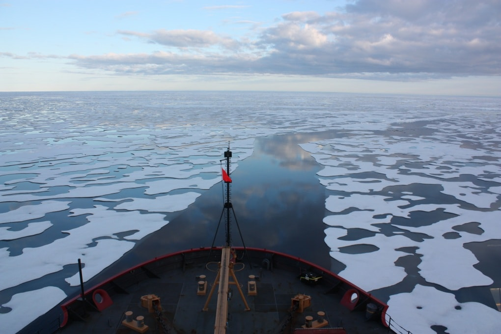 Vietata la pesca nell'Oceano Artico centrale per almeno 16 anni