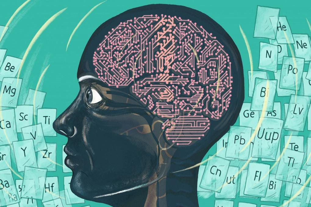 Un'intelligenza artificiale ha ricreato (da sola) la tavola periodica degli elementi