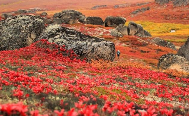 12 luoghi dove l'autunno dà spettacolo