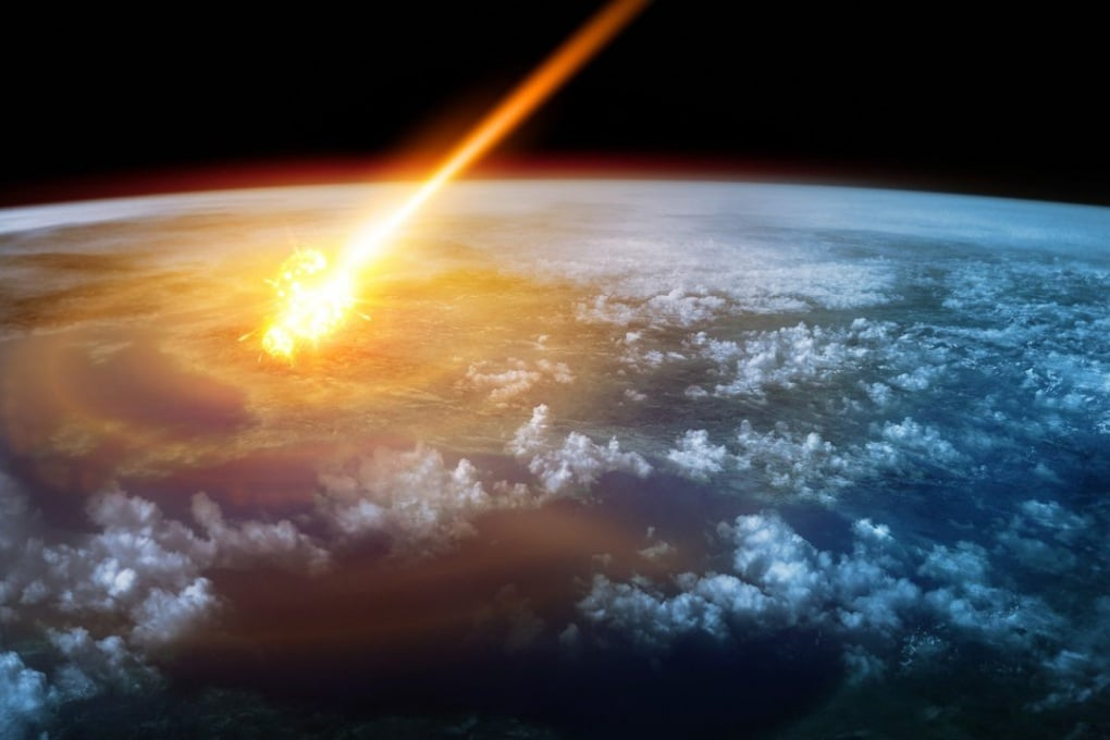 L'impatto con la cometa