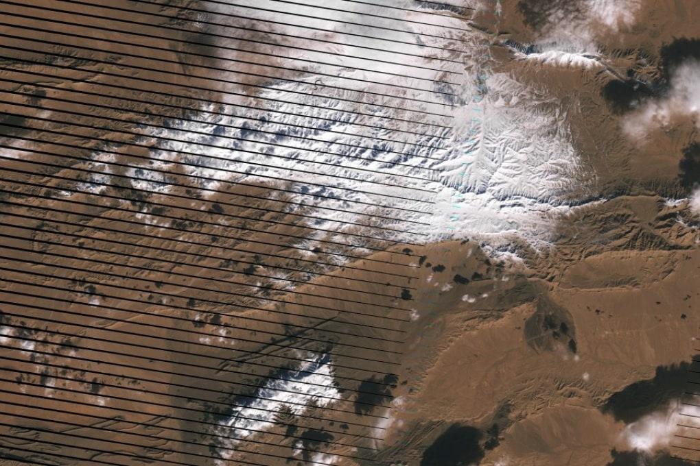 La neve nel Sahara, e alle Hawaii