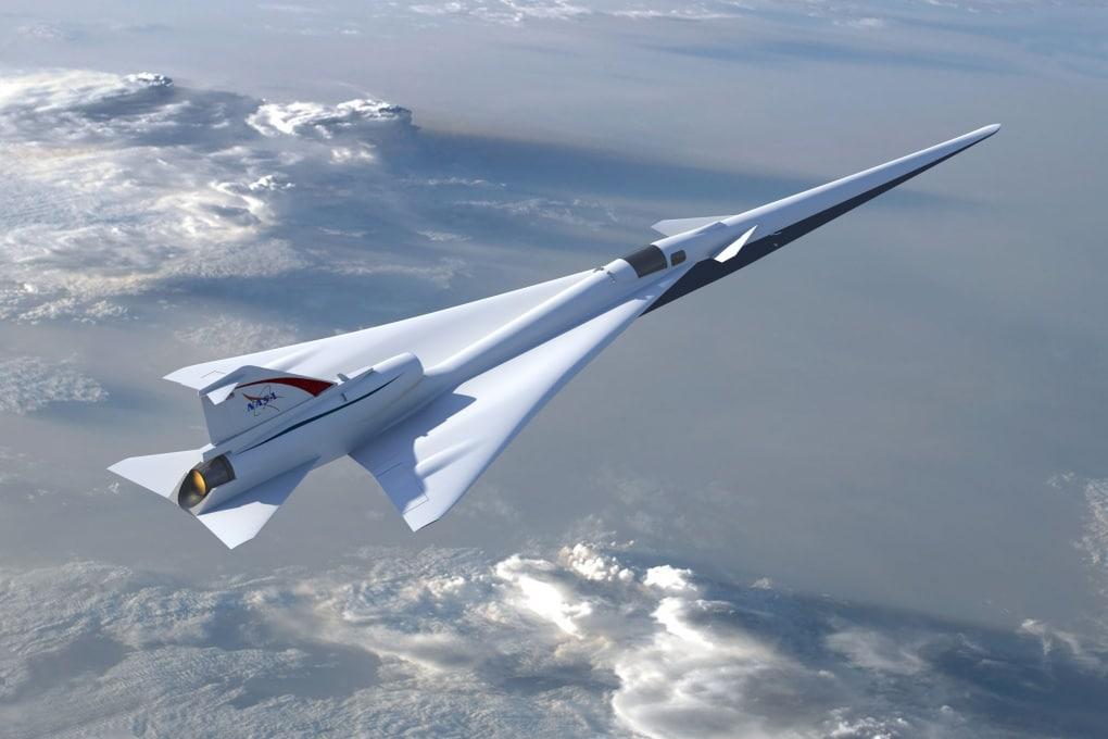 L'aereo supersonico che non fa bang