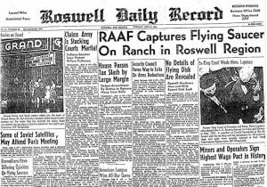 ufo, incidente di roswell, area 51, alieni, extraterrestri, fake news, bufale