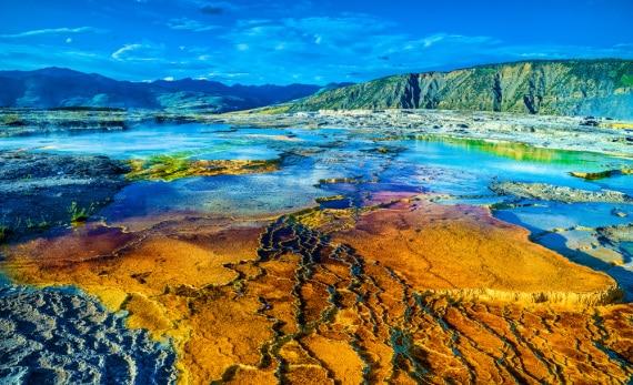 vulcani, vulcanologia, terremoti, onde sismiche, super vulcano, supervulcano, caldera di Yellowstone