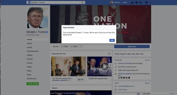 Facebook, Mark Zuckerberg, Priscilla Chan, Donald Trump