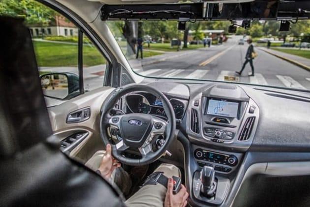 Che effetto fa l'auto senza conducente? Uno scherzo scientifico