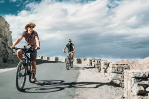 sport felicità ciclismo