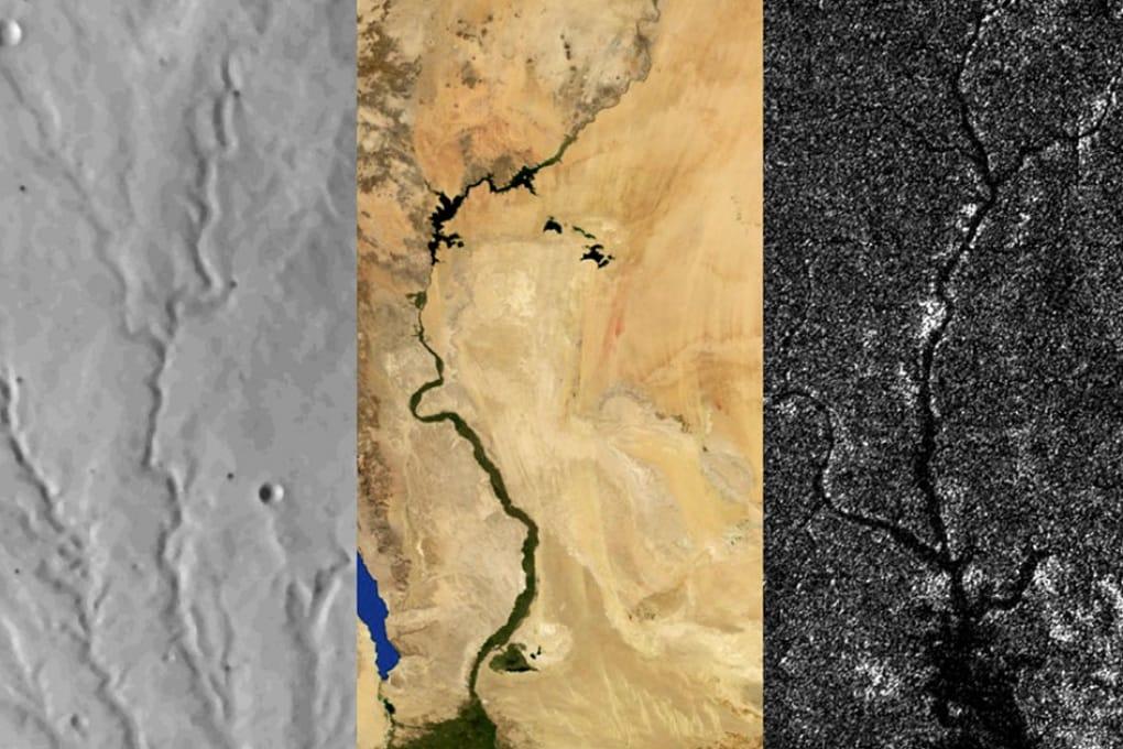 Altri mondi del Sistema Solare: Titano come Marte