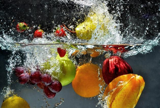 Con una dieta più sana si potrebbe dimezzare la nostra impronta idrica sul Pianeta