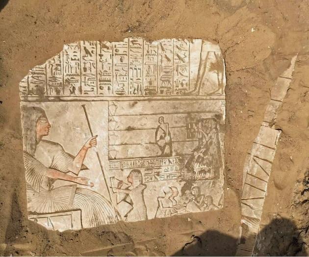 Trovata la tomba di uno dei fedelissimi di Ramses II
