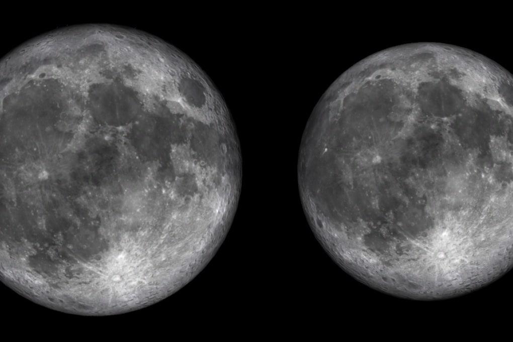 La super Luna