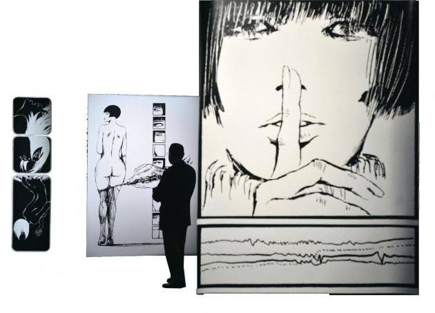 9 capolavori erotici dell'arte contemporanea