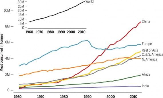 alimentazione, ambiente, inquinamento