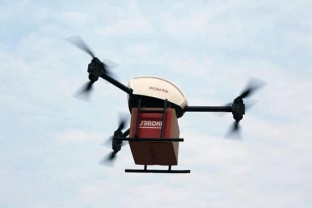 Il drone per consegne più grande al mondo