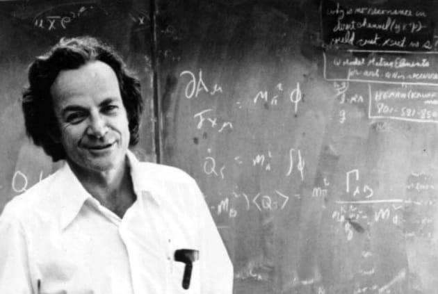 La storia di Richard Feynman