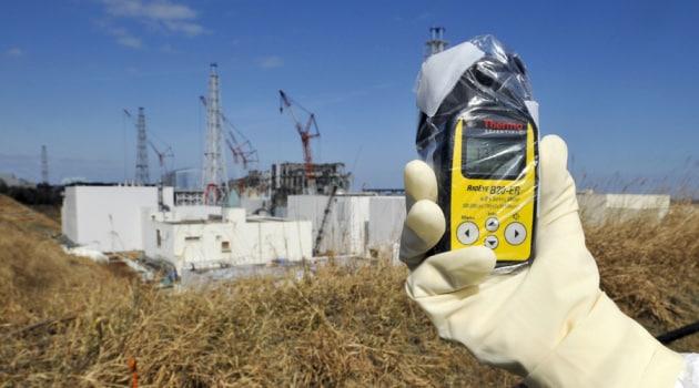 Radiazioni altissime a Fukushima