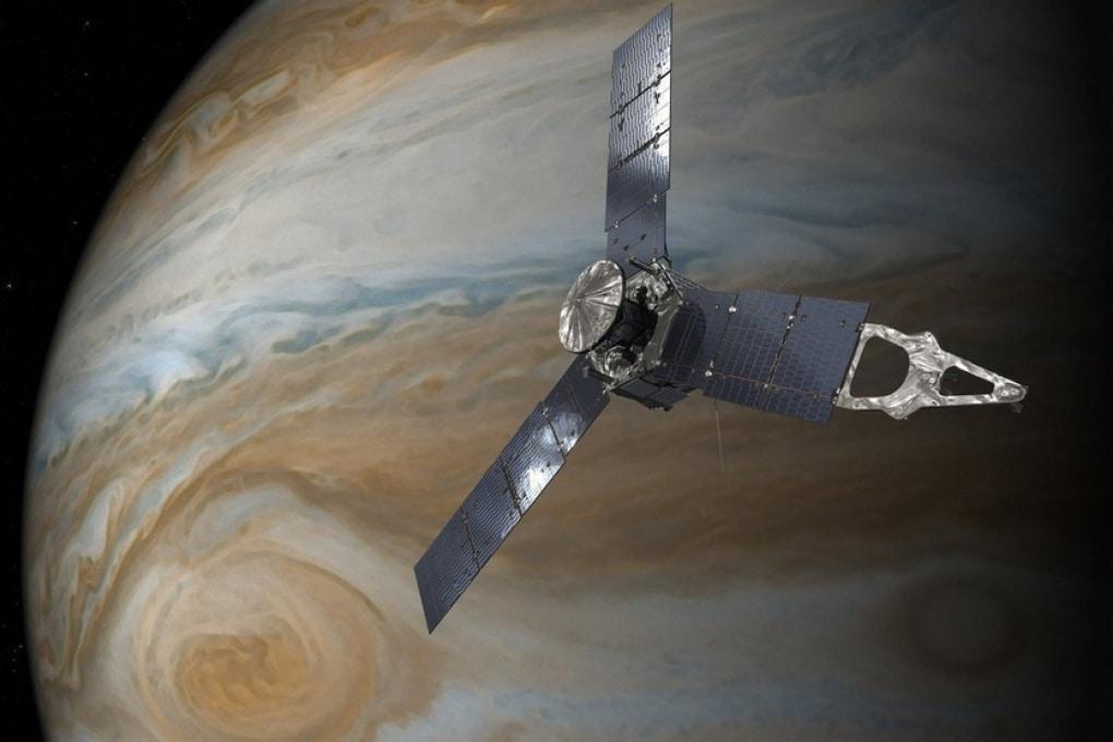 Giove: nuove rivelazioni dal passaggio ravvicinato della sonda Juno