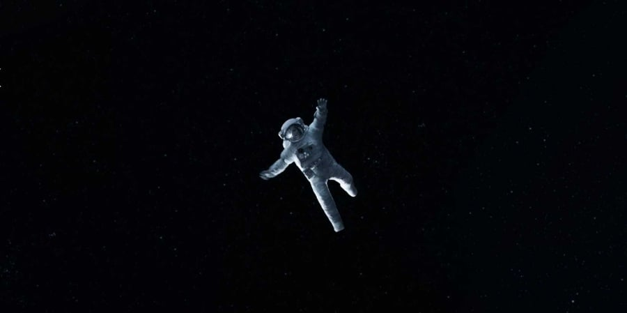 gravity-floating-in-space