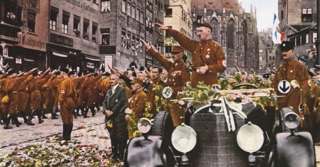 Come Hitler giunse al potere