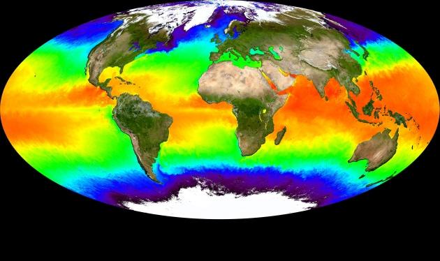La temperatura della Terra non ha mai smesso di crescere