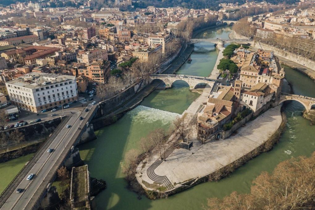 Una faglia dietro al successo iniziale di Roma