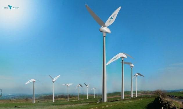 La turbina eolica imita il colibrì