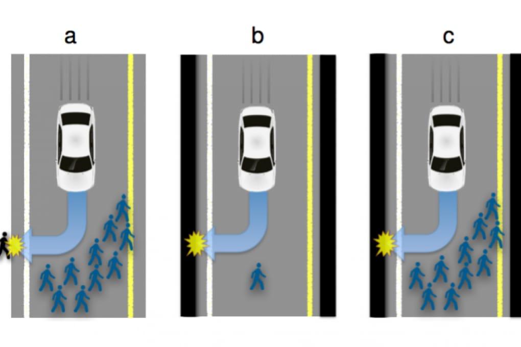 L'etica della vettura autonoma