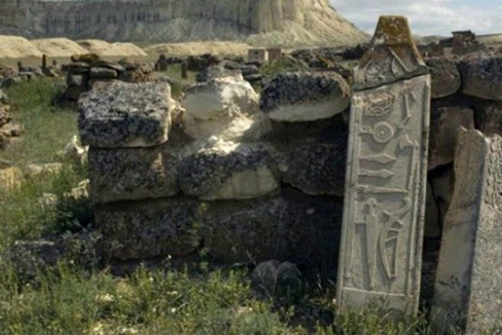 La Stonehenge del Kazakhistan