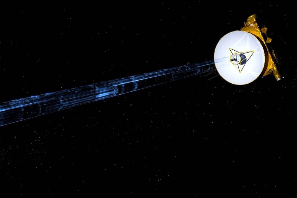 L'ultimo bit della New Horizons