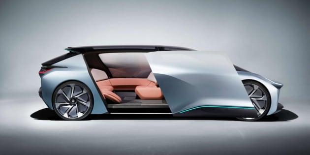 7 concept car futuristiche... ma non troppo