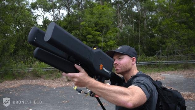 Arma letale, ma incruenta, contro i droni
