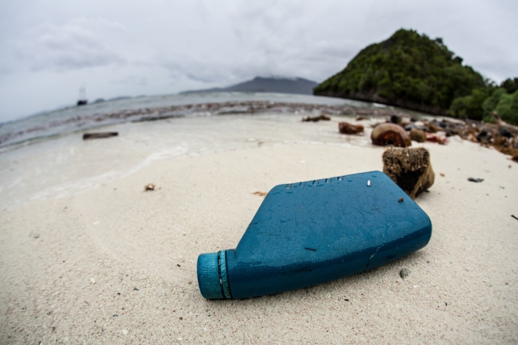 C'è un'altra isola di plastica nel Pacifico