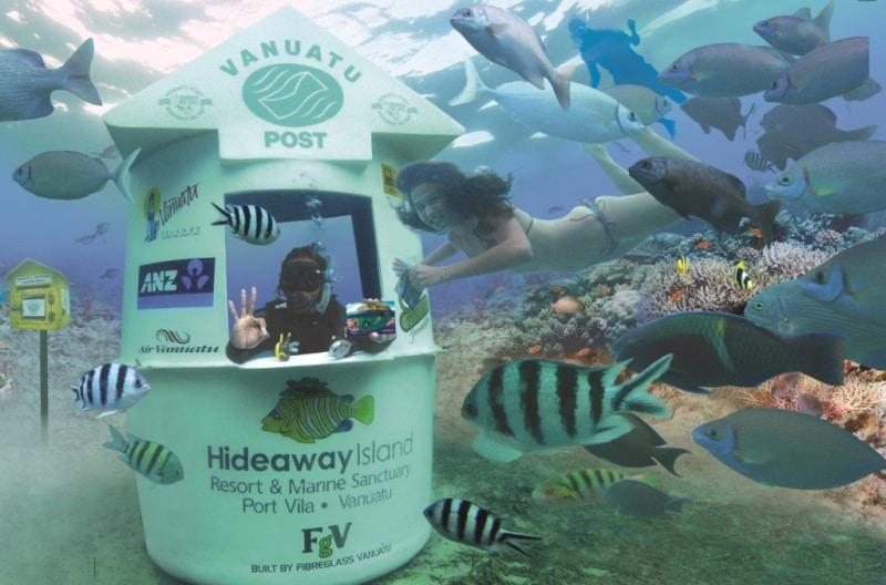 underwaterpostofficevanuatu