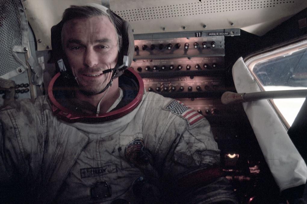 Addio a Eugene Cernan, l'ultimo uomo ad aver camminato sulla Luna