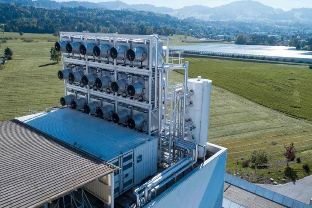Trasformare l'anidride carbonica in prodotti utili