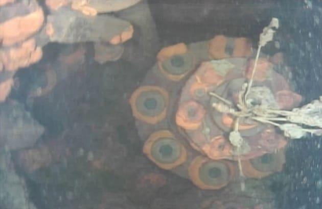 Il robot nel cuore del reattore di Fukushima