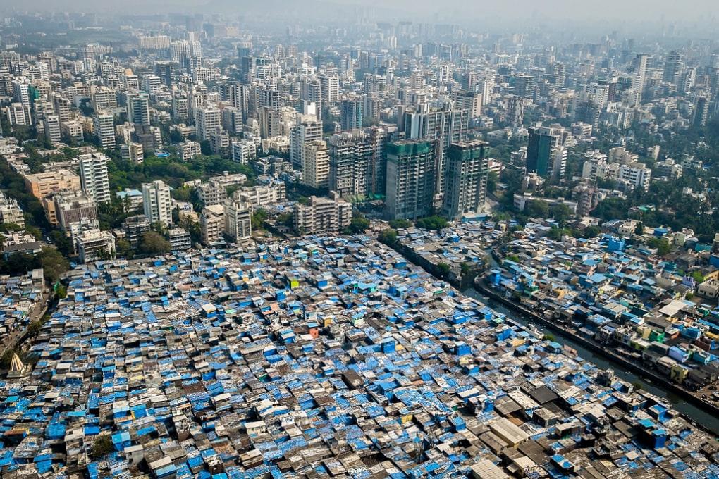 Ricchezza e povertà: la segregazione sociale vista dall'alto
