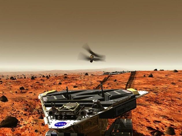 10 modi per spostarsi su Marte