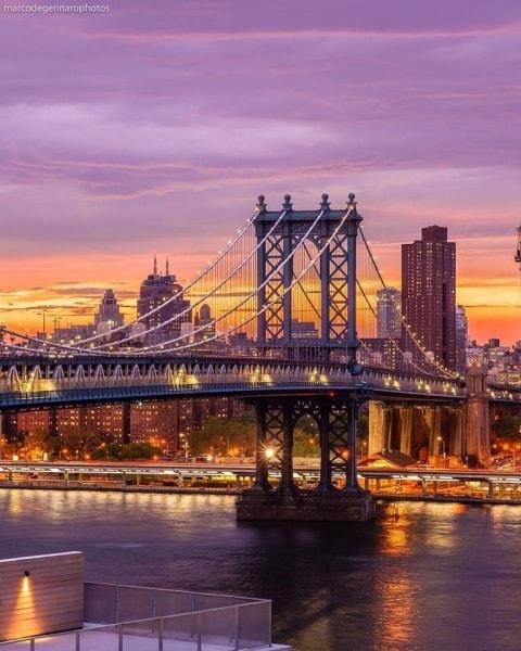 Le meravigliose foto di new york di marco degennaro for Immagini grattacieli di new york