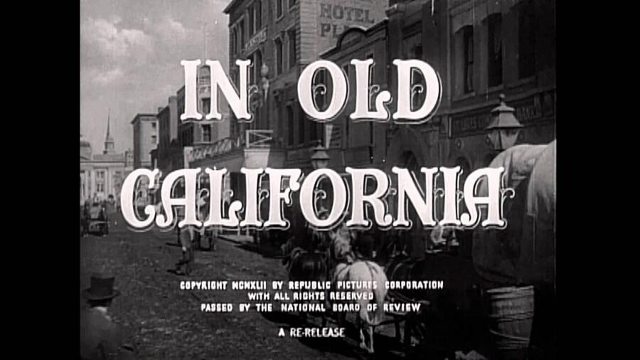 oldcalifornia