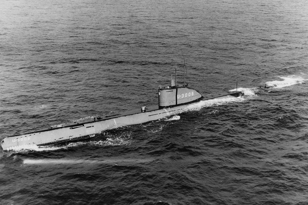 Un sottomarino nazista perduto (e ritrovato)