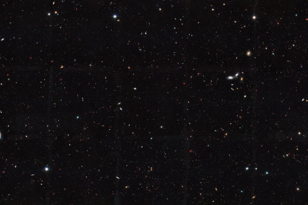L'Universo ospita 10 volte più galassie del previsto