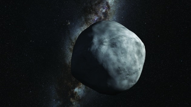 HAMMER, un martello-sonda contro l'asteroide Bennu